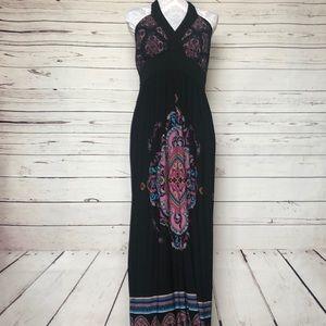 Olivia Matthews Halter Dress. Size Medium